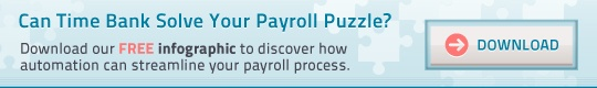 Can Time Bank Solve Your Payroll Puzzle?